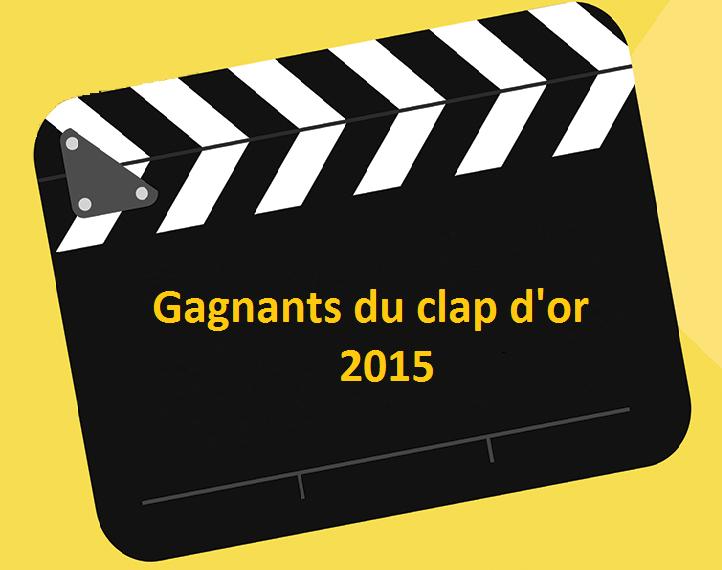 Clap d'or 2015