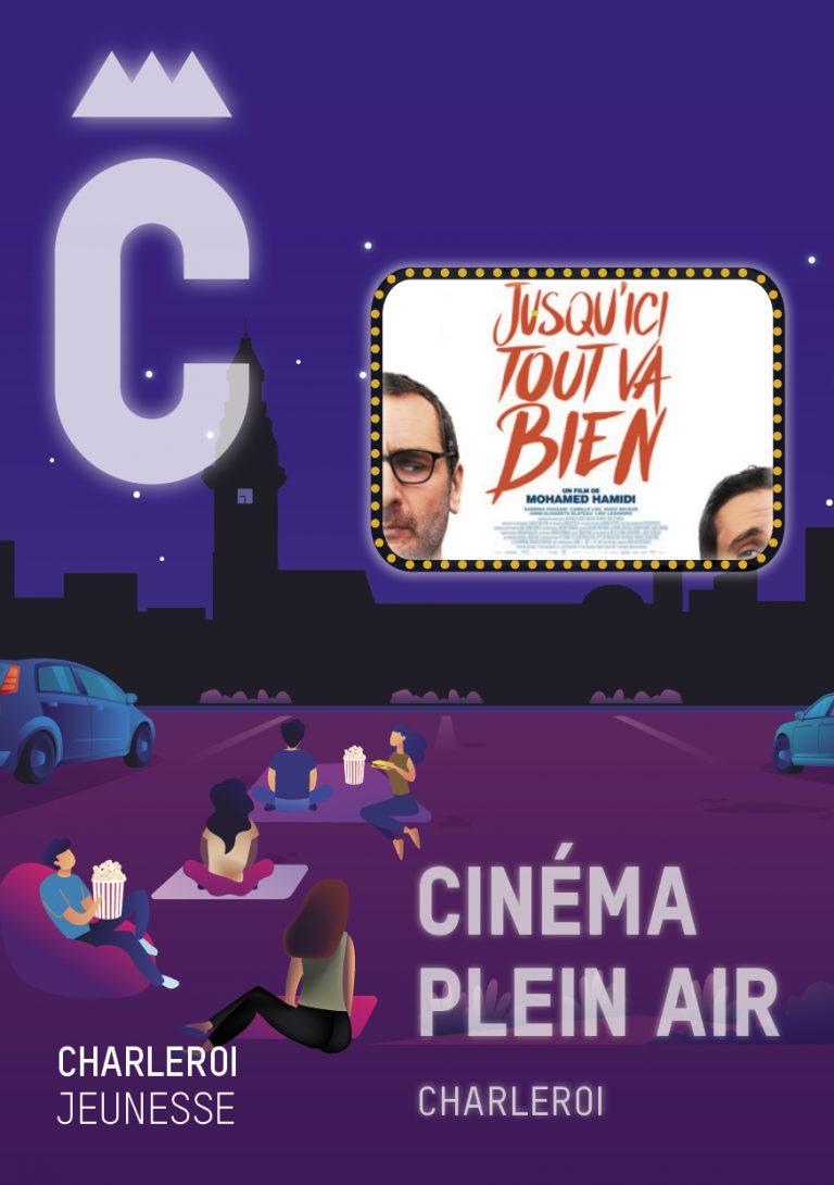 Read more about the article Cinéma en plein air